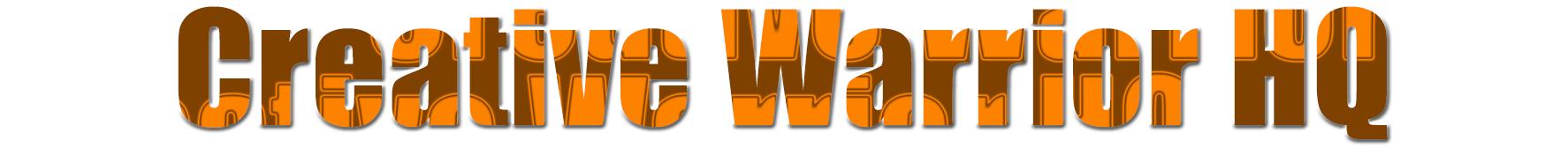 Creative Warrior Website Design & Digital Marketing Logo
